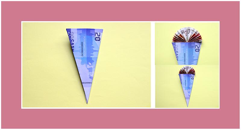 Geldgeschenke Einschulung Tüte