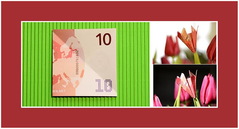 Geldgeschenke Hochzeit Blumen Tlpe