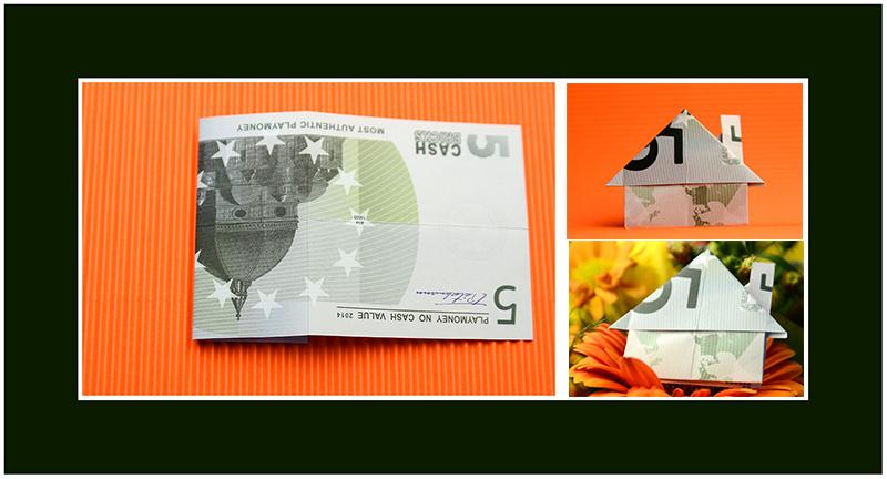 Geldgeschenke 5 Euro